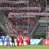 Bizarre scenes as Bayern and Hoffenheim play keep-ball for 10 minutes in response to offensive banner