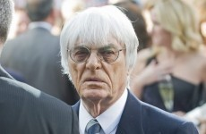 """""""A lot better than the Olympics!"""" Bernie Ecclestone set to pay for a London GP"""