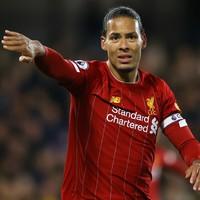 Van Dijk slams Liverpool after 'unacceptable' loss
