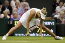 Wozniacki blames bad luck not Rory for dramatic slump