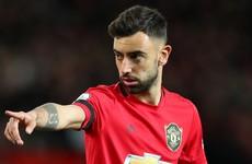 'Fernandes even looks good when he loses the ball' – Solskjaer