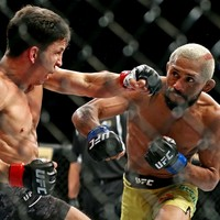 Benavidez comes up short in his latest bid to become a UFC champion