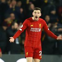 'Nowhere near good enough' - Robertson apologises for shock Liverpool defeat
