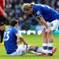 Worry for Ireland amid Seamus Coleman blow
