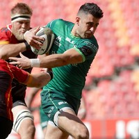 Composed 14-man Connacht outsmart the Kings