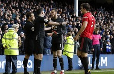 Two goalkeeping errors and late VAR drama sees Man United-Everton end all square