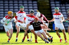 Strong Galway finish ends Cork's hopes of progression as red card proves costly