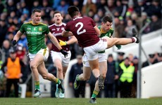 Steede's goal helps Galway go clear at top of the table as Meath are relegated