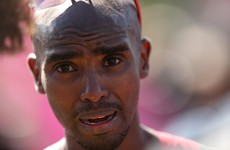 Farah explains how he came to change his account over legal supplement injection