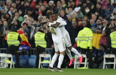 19-year-old starlet the hero as Real Madrid overcome Barcelona