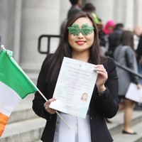 5,000 people from 135 countries will become Ireland's newest citizens this week