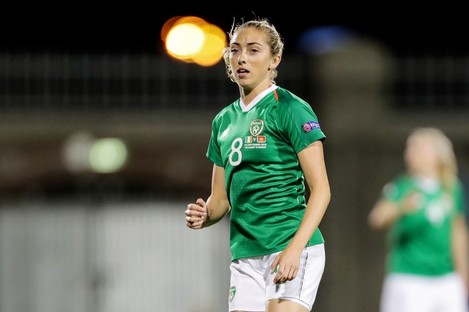 Vera Pauw has to plan without midfielder Megan Connolly.
