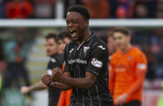Ireland U21 striker Afolabi 'over the moon' with first senior goal