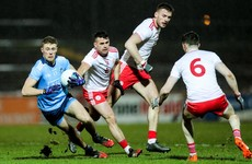 'TV not a consideration' in deciding to play Dublin v Tyrone in stormy Healy Park