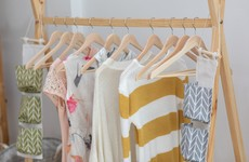Off the rails: 6 ways to store clothes when you've run out of wardrobe space