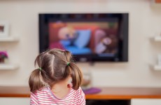 Am I being a bad parent... by asking people to turn off the TV around my kids?