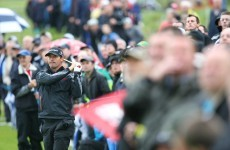 Pádraig Harrington enjoys fine first round at the Irish Open