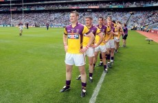 Murphy and Lyng return to Wexford starting line-up