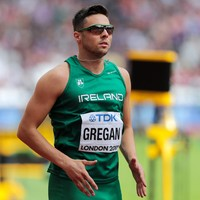 Former team-mate's tragic passing puts injury woes into perspective for Brian Gregan