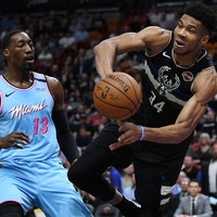 Miami magic downs Giannis' high-flying Bucks, Harden excels but Rockets fall to shock defeat