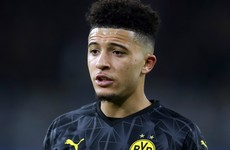 Dortmund CEO on Man United target Sancho: 'I don't think he wants to leave'