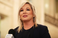 'People have gotten into a frenzy over it': Michelle O'Neill laughs off criticism of Sinn Féin rallies