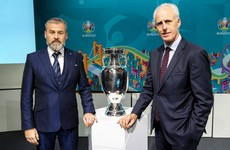 'Last-minute decision' expected on fate of Ireland's Euro 2020 play-off