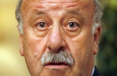 Euro victory will boost all of Spain - Del Bosque