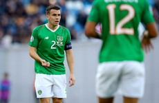 McCarthy: Coleman likely to miss Slovakia play-off with thigh injury