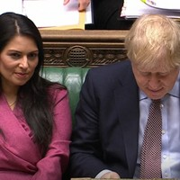 Boris Johnson 'sticking by' UK Home Secretary Priti Patel amid 'tsunami of staff bullying allegations'