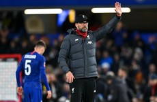 Klopp says Liverpool need 'wonderful reaction' following FA Cup exit at Chelsea