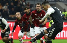 Coppa Italia semi-final between Juventus and Milan postponed due to coronavirus fears