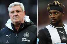 'Are you calling me a liar?' - Newcastle boss Bruce fires back over reports of fallout with Newcastle star