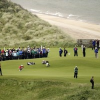 Irish Open: Singh takes early lead as Harrington in the hunt