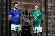 Join The42 for a special Guinness Six Nations event to preview Ireland's clash with France