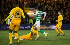 Rogic rescues point in stoppage time as Celtic stretch their lead at league summit