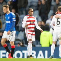 Gerrard 'even more disappointed' as Hamilton inflict fifth defeat in as many weeks on Rangers