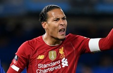 Van Dijk slams 'negative' critics after latest Liverpool loss