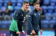 Andy Farrell's Ireland training against Ulster to keep sharp for Six Nations