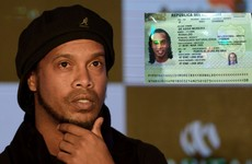 Ronaldinho held in Paraguay over fake passport allegations
