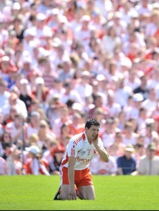'It was like someone stabbing you in the heart' - Tyrone defender retired at 28, needs both hips replaced at 33