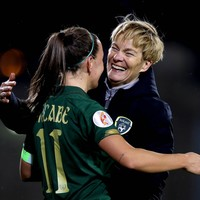 Ireland boss Pauw: 'I am too proud of this team to call it relief. It was a battle and we deserved to win'