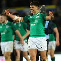 U20 centre Dan Kelly well-equipped for whirlwind rise