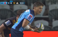 20-year-old Louth native Michael McDonald makes Super Rugby debut