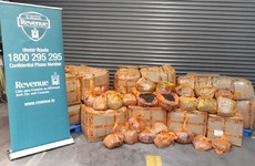 Khat worth €367,000 seized at Dublin Airport