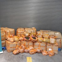 Khat worth €367,000 seized at Dublin Airport
