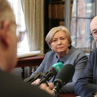 Frances Fitzgerald 'very concerned' about UK wish to abandon European Arrest Warrant scheme
