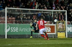 Billy King banishes the curse to fire St Pat's to victory over Cork City
