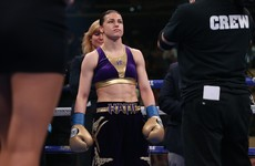 'Katie feels like she's been disrespected by Serrano' - Taylor finally gets her chance to silence her rival