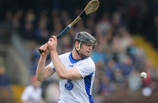 Cahill makes 9 changes to his Waterford team for Limerick clash